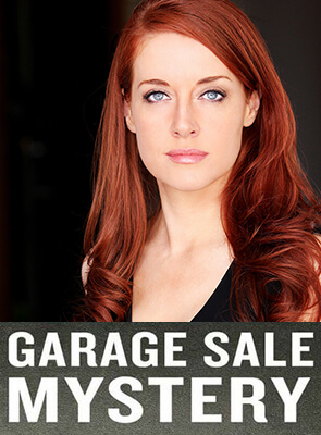 Newmarch, Johannah - Garage Sale Mystery